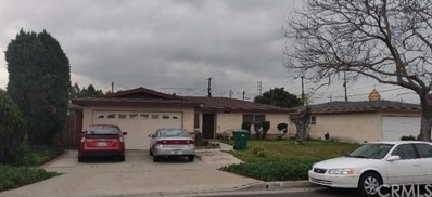 5118 W Davit Avenue, Santa Ana, CA 92704 - MLS#: PW19054724