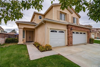 1589 Shadow Hills Trail, Beaumont, CA 92223 - MLS#: PW19055242
