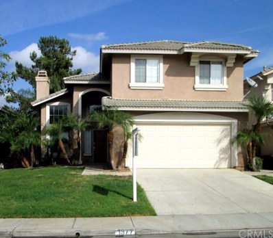 1377 Sonnet Hill Lane, Corona, CA 92881 - MLS#: PW19055398
