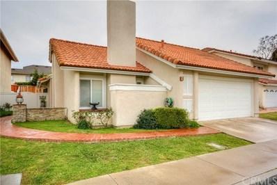 19 Campanero E, Irvine, CA 92620 - MLS#: PW19056004