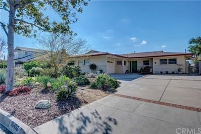 16452 Janine Drive, Whittier, CA 90603 - MLS#: PW19057577
