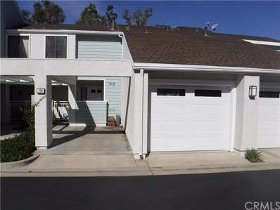 390 Deerfield Avenue UNIT 125, Irvine, CA 92606 - MLS#: PW19059629