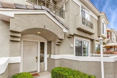 678 Azure Lane UNIT 3, Corona, CA 92879 - MLS#: PW19061609