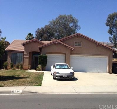 25224 Hemlock Avenue, Moreno Valley, CA 92557 - MLS#: PW19061933