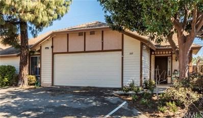 1601 W Cutter Road UNIT 30, Anaheim, CA 92801 - MLS#: PW19062507