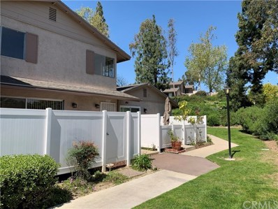 20473 Cherry Gate Lane UNIT 47, Yorba Linda, CA 92886 - MLS#: PW19067720