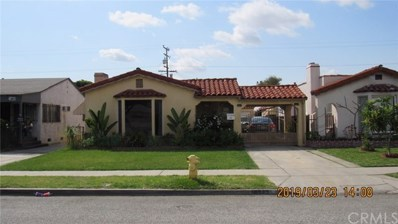 8935 San Miguel Avenue, South Gate, CA 90280 - MLS#: PW19068163