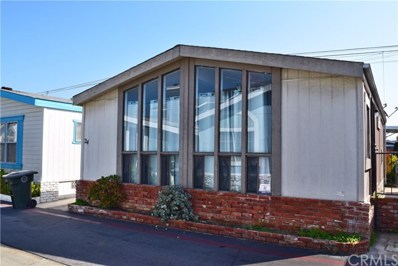 327 W Wilson Street UNIT 24, Costa Mesa, CA 92627 - MLS#: PW19068183