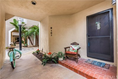 2554 Elden Avenue UNIT B101, Costa Mesa, CA 92627 - MLS#: PW19068789