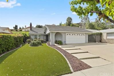 3635 Whirlaway Lane, Chino Hills, CA 91709 - MLS#: PW19069625