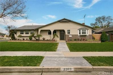 2303 E Sycamore Street, Anaheim, CA 92806 - MLS#: PW19070659
