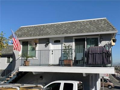 106 N Kodiak Street UNIT D, Anaheim, CA 92807 - MLS#: PW19071015