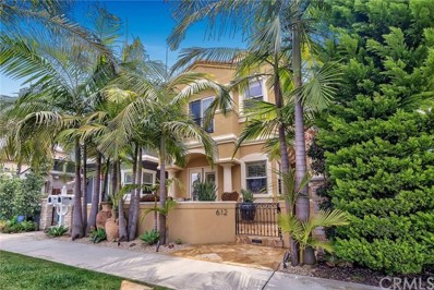 612 16th Street, Huntington Beach, CA 92648 - MLS#: PW19072235