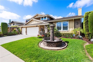 586 Pierpont Drive, Costa Mesa, CA 92626 - MLS#: PW19074871