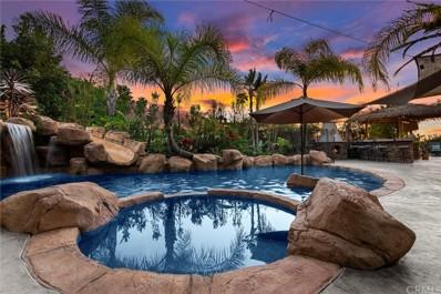 20002 Sommerville Circle, Yorba Linda, CA 92886 - MLS#: PW19075835