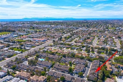 602 San Michel Drive N UNIT C, Costa Mesa, CA 92627 - MLS#: PW19076488