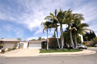 1823 Lotus Place, Brea, CA 92821 - MLS#: PW19078268