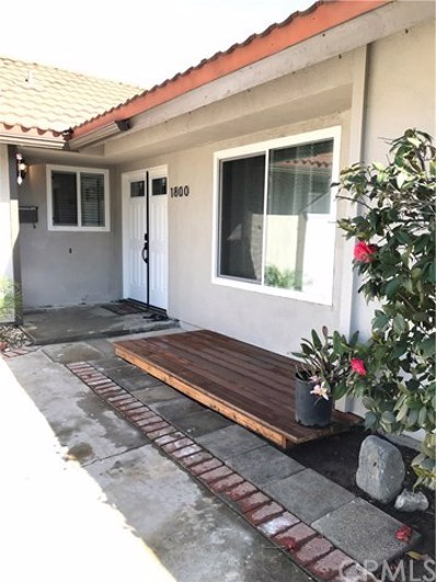 1800 E Stearns Avenue, La Habra, CA 90631 - MLS#: PW19079465