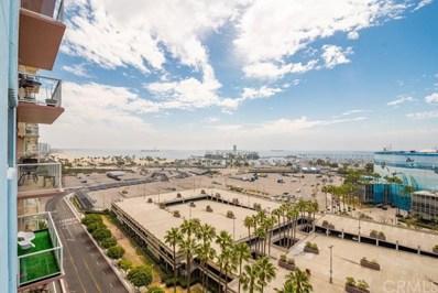 388 E Ocean Boulevard UNIT 1002, Long Beach, CA 90802 - MLS#: PW19080207