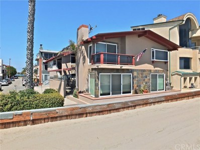 6601 E Seaside Walk, Long Beach, CA 90803 - MLS#: PW19081035