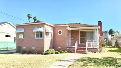 1064 W 110th Street, Los Angeles, CA 90044 - MLS#: PW19083094