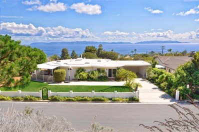 6150 Arrowroot Lane, Rancho Palos Verdes, CA 90275 - MLS#: PW19084731