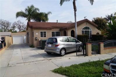 121 E Elm Avenue, Fullerton, CA 92832 - MLS#: PW19084985