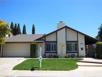 3374 Wisteria Circle, Costa Mesa, CA 92626 - MLS#: PW19086023