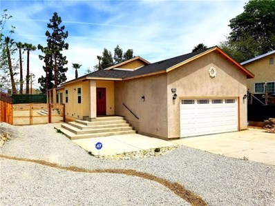 1699 Palmyrita Avenue, Riverside, CA 92507 - MLS#: PW19086450