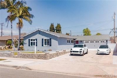 721 N Clinton Street, Orange, CA 92867 - MLS#: PW19086780
