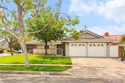 2118 Eastside Avenue, Santa Ana, CA 92705 - MLS#: PW19087013