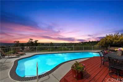 2148 Sapota Drive, La Habra Heights, CA 90631 - MLS#: PW19088224