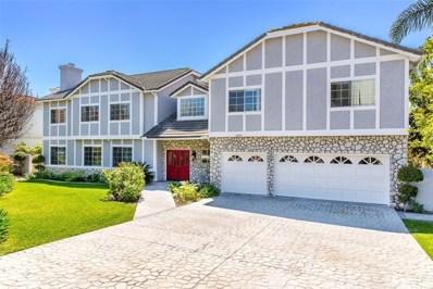13072 Lariat Lane, North Tustin, CA 92705 - MLS#: PW19088241