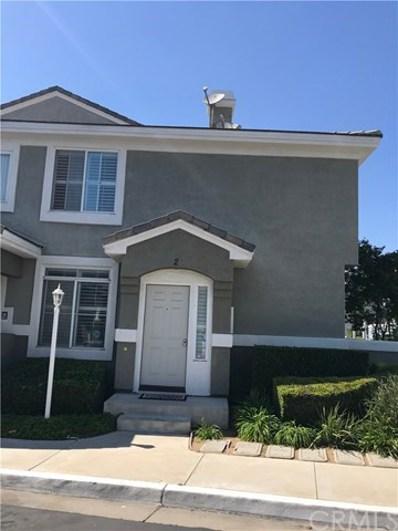2245 Indigo Hills Drive UNIT 2, Corona, CA 92879 - MLS#: PW19089943