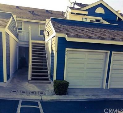 763 Stone Harbor Circle UNIT 49, La Habra, CA 90631 - MLS#: PW19090736