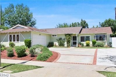 23043 Strathern Street, West Hills, CA 91304 - MLS#: PW19092563