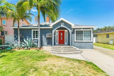 811 W Patterson Street, Long Beach, CA 90806 - MLS#: PW19092775