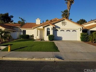 23618 Tonada Lane, Moreno Valley, CA 92557 - MLS#: PW19093687