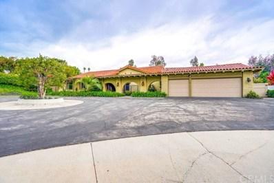 16262 Campo Nuevo Drive, Whittier, CA 90603 - MLS#: PW19094894