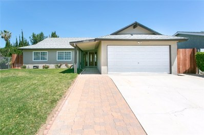 1689 Brentwood Drive, Corona, CA 92882 - MLS#: PW19096605