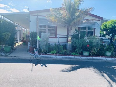 4801 W 1st Street UNIT SPC 22, Santa Ana, CA 92703 - MLS#: PW19096693