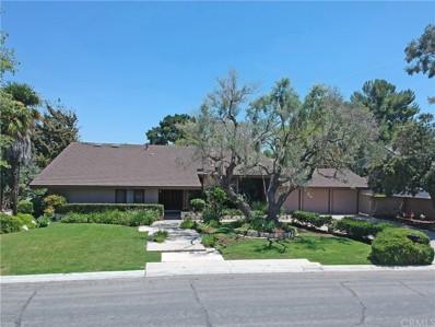 9652 Brynmar Drive, Villa Park, CA 92861 - MLS#: PW19097293