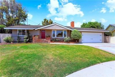 1521 Tiffany Place, North Tustin, CA 92705 - MLS#: PW19098257