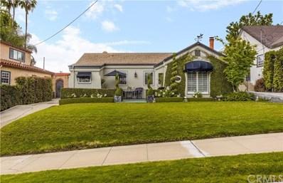 613 Golden Avenue, Fullerton, CA 92832 - MLS#: PW19098382