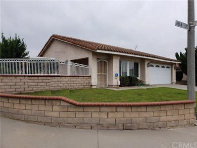 1901 Viola Court, West Covina, CA 91792 - MLS#: PW19099694