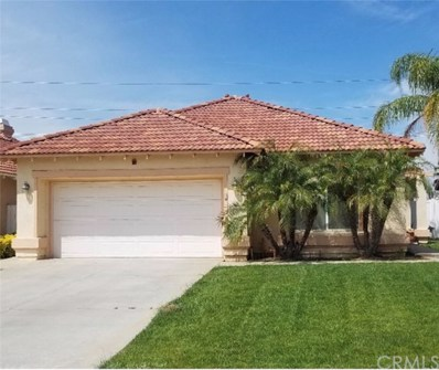 16849 Via Lunado, Moreno Valley, CA 92551 - MLS#: PW19101476