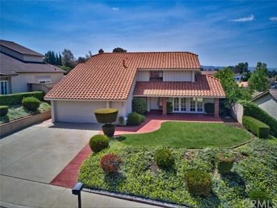 2153 Moon View Drive, Hacienda Heights, CA 91745 - MLS#: PW19101697