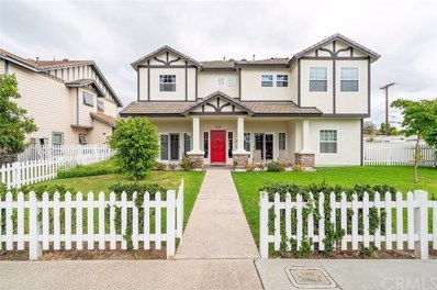 518 S Harbor Boulevard, Anaheim, CA 92805 - MLS#: PW19103214