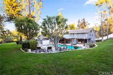 351 S Old Bridge Road, Anaheim Hills, CA 92808 - #: PW19103623