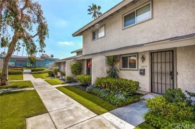 1275 N Kraemer Boulevard UNIT 19, Placentia, CA 92870 - MLS#: PW19104352